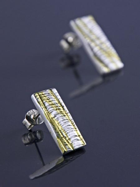 Zilveren Cambia #1 oorstekers