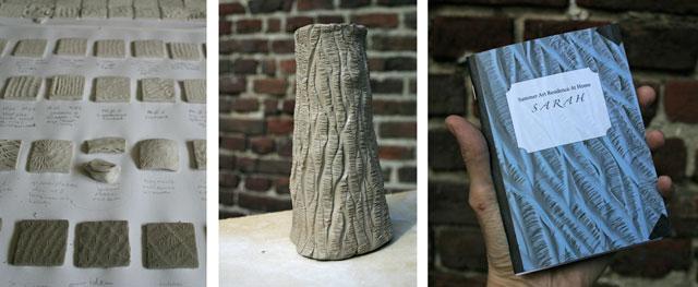 Porselein tests als onderzoek naar boombast patronen.