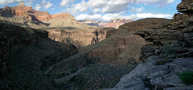 Grand Canyon, inspiratiebron voor de Erosie collectie.